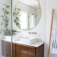 Come inserire un angolo green nel bagno