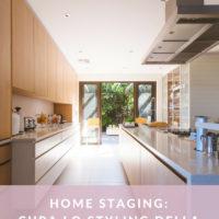 Home staging & cucina: gli ultimi ritocchi di stile prima della visita dell'acquirente