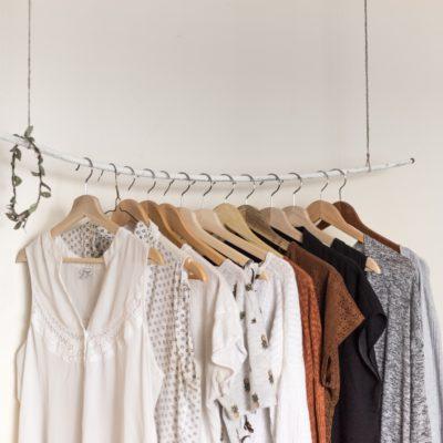 Come fare il cambio dell'armadio alla tua casa