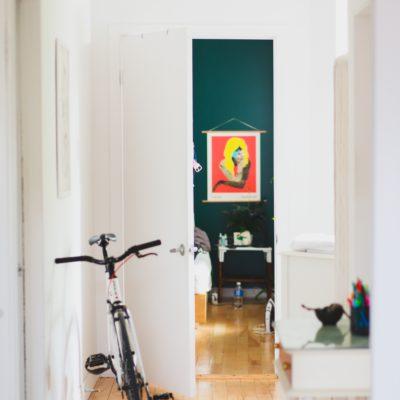 My home restyling: un corridoio da reinventare
