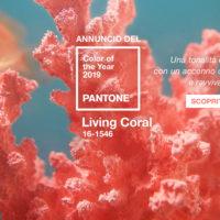 LIVING CORAL: IL COLORE PANTONE 2019