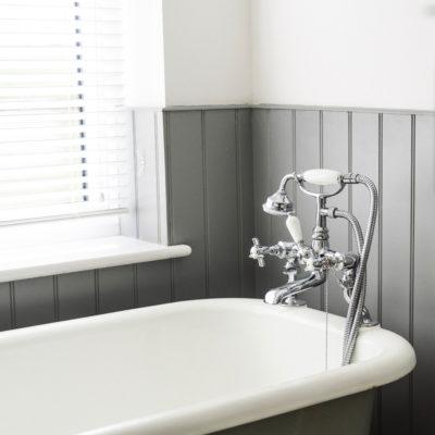 Come arredare il bagno in stile retrò