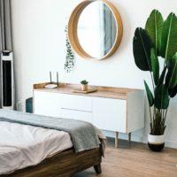 Come arredare una camera da letto minimalista